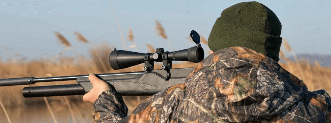 how to buy rifle scope